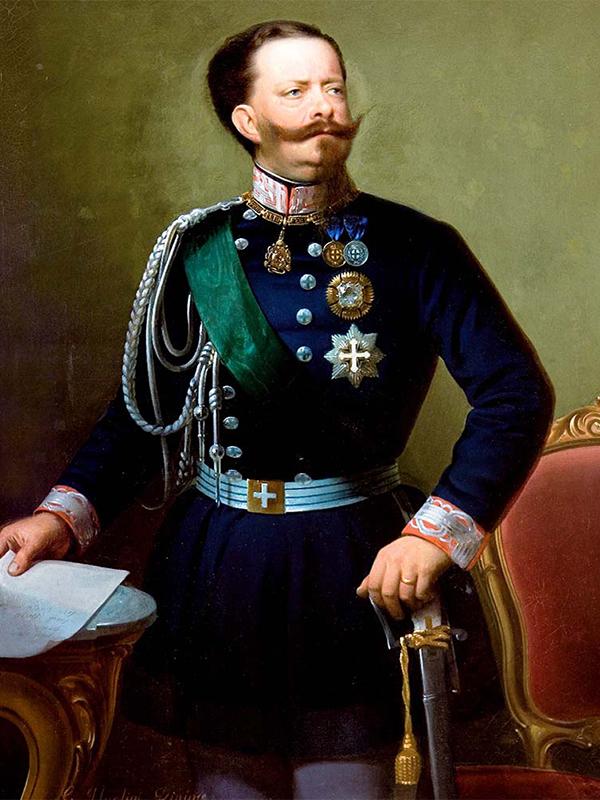 Викторио Эмануэле II (Vittorio Emanuele II) Источник: www.wikipedia.org